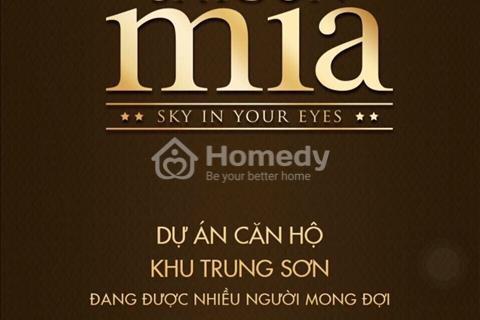 Mở bán đợt cuối 75 căn hộ dự án Sài Gòn Mia khu Trung Sơn, Him Lam quận 7. Giá 1,9 tỷ/căn