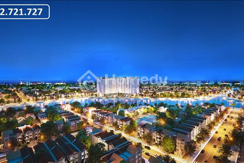 Marina Tower -  căn hô mô hình Singapore ven sông Sài Gòn