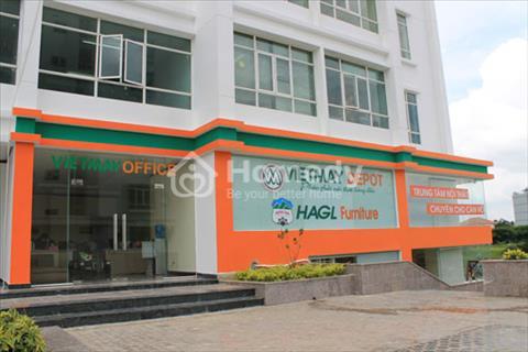 Cho thuê Shophouse ngay mặt tiền Nguyễn Hữu Thọ, diện tích 220 m2, giá 40 triệu/tháng