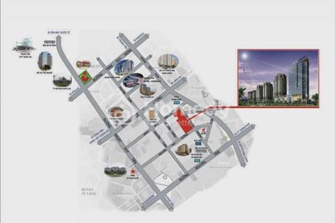 Cho thuê sàn thương mại tầng 1, 2, 3 Thanh Xuân Complex làm ngân hàng, nhà hàng, cafe, siêu thị...