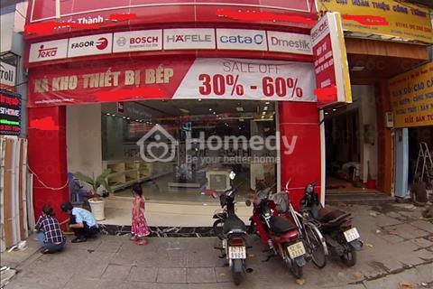 Cho thuê nhà mặt tiền đường Nguyễn Tri Phương, Phường 9, Quận 5