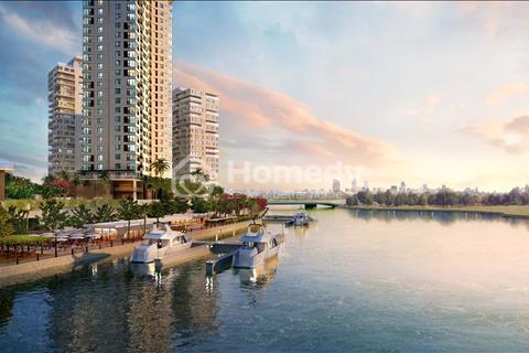Bán căn Duplex Đảo Kim Cương 429 m2, được sử dụng sân vườn, hướng sông