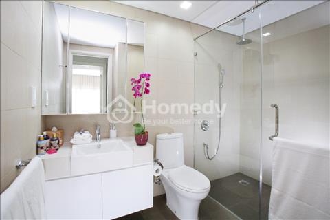 Cần bán căn hộ City Garden 2 phòng ngủ, 104 m2, tháp đơn. Có sổ hồng, tầng 5, giá 5,4 tỷ