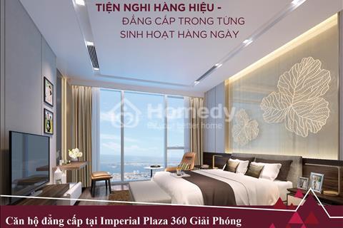 Căn hộ đẳng cấp Penthouse tại Imperial Plaza giá chỉ từ 1,8 tỷ