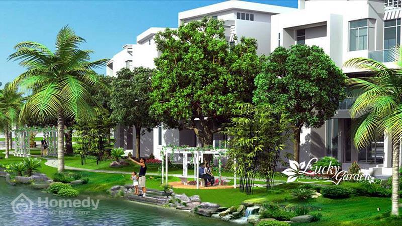 Dự án Khu dân cư Lucky Garden TP Hồ Chí Minh - ảnh giới thiệu