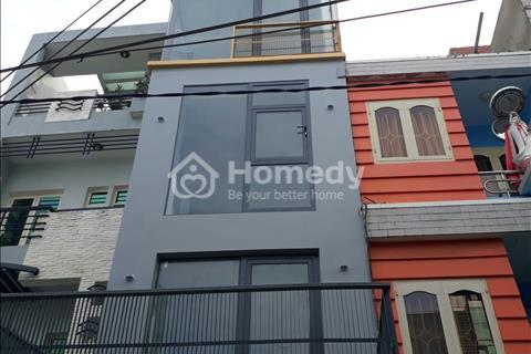 Cho thuê nhà hẻm xe hơi đường Trần Quang Diệu, Phường 8, Quận 3