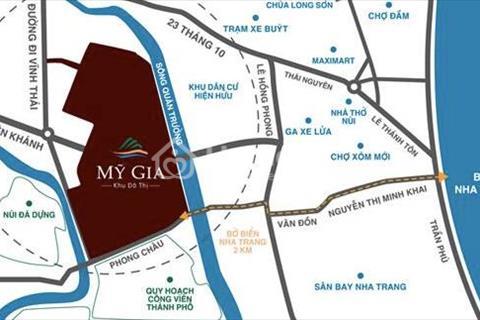 Gói 5 Mỹ Gia - Khu đô thị Thái Hưng, Nha Trang - Vẫn còn vài lô giá tốt, đáng đầu tư