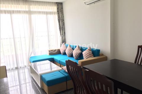 Cho thuê căn hộ Dragon Hill, 2 phòng ngủ nội thất đầy đủ. Giá 13 triệu/ tháng