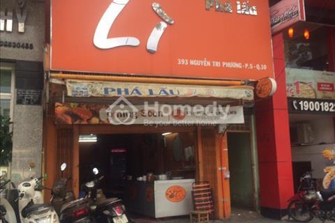 Cho thuê nhà đường Bà Hạt, Phường 9, Quận 10, Hồ Chí Minh