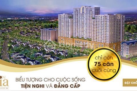 Cơ hội cuối sở hữu căn hộ cao cấp nhất khu Trung Sơn - Saigon Mia chỉ từ 2 tỷ/2 pn
