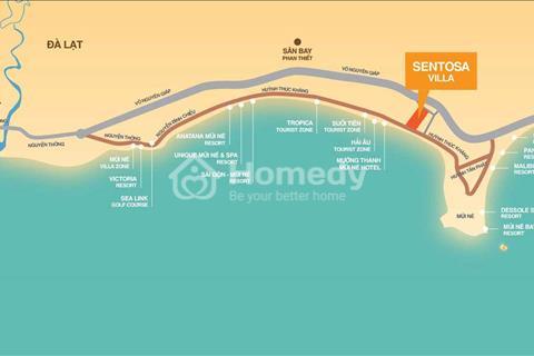 Sentosa Villa - Khu biệt thự nghỉ dưỡng cao cấp đáng mơ ước