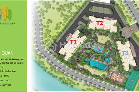 Căn hộ Palm Height view nội khu đẳng cấp, tầng cao, giá hợp lý