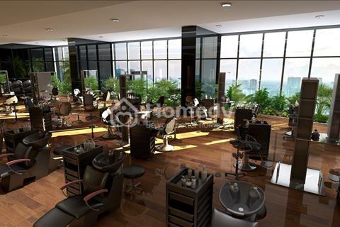 Cho thuê gấp căn hộ 121 m2 tại Goldmark City - Giá 12 triệu/tháng