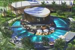 Dream Oceanami Villas & Spa sở hữu những tiện ích nội khu đẳng cấp như hồ bơi vô cực với diện tích lên tới 3,000 m2, hay những phòng spa mang phong cách Thổ Nhĩ Kỳ...