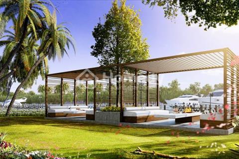 Bán căn hộ Garden Villa tòa Bora Bora thông tầng 3 phòng ngủ, diện tích sân vườn rộng