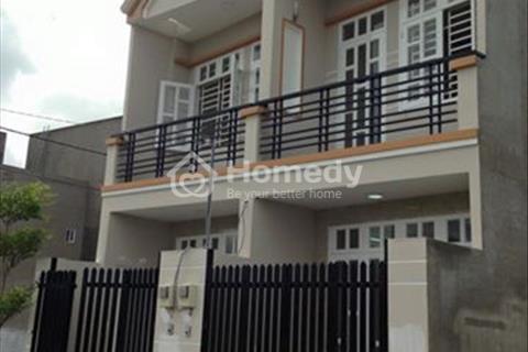Bán nhà 1 trệt 1 lầu, 2 phòng ngủ, 70 m2, hẻm 4 m, đường Lê Văn Lương, Nhơn Đức, Nhà Bè