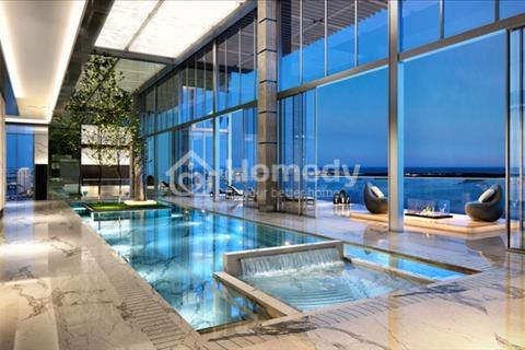 Bán căn hộ Penthouse Bình Tân, view đường, diện tích 143 m2. Giá 12,6 triệu/m2, hỗ trợ vay 70%