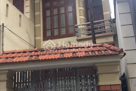 Bán nhà kinh doanh ô tô dừng đỗ phố Lạc Long Quân Tây Hồ Hà Nội. 6,5 tỷ.