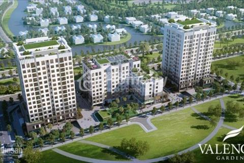 Bạn muốn sở hữu căn hộ Valencia Garden chỉ từ 1,2 tỷ, miễn phí 2 năm dịch vụ, chiết khấu  30 triệu
