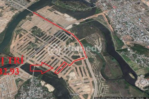 Cần bán đất Nam Hòa Xuân - B2.93 Tây Bắc - không dính cống trụ điện, giá 720 triệu