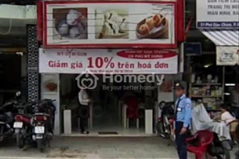 Cho thuê nhà mặt tiền đường Cống Quỳnh, Phường Phạm Ngũ Lão, Quận 1,Hồ Chí Minh