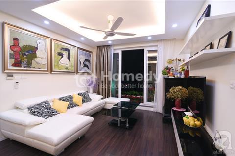 Chính chủ cho thuê căn hộ tại 15-17 Ngọc Khánh 3 phòng ngủ, full đồ đẹp 16 triệu/tháng