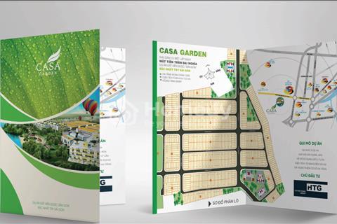 Đất nền Casa Garden Eco House đường Trần Đại Nghĩa