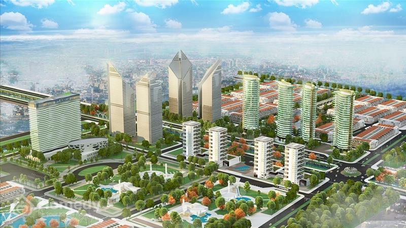 Dự án Khu đô thị Huế Green City Thừa Thiên Huế - ảnh giới thiệu