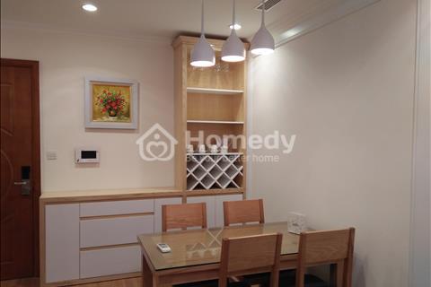 Cho thuê căn hộ chung cư Hà Nội Center Point 82,5 m2, 3 ngủ đồ cơ bản giá 11 triệu /tháng
