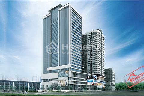 Cho thuê căn hộ chung cư Mipec Tower - 229 Tây Sơn, 105 m2, 2 phòng ngủ, 2 WC. Giá 12 triệu/tháng