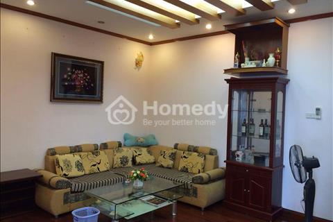 Cho thuê căn hộ chung cư Hòa Bình Green diện tích 70 m2, thiết kế 2 phòng ngủ, full đồ