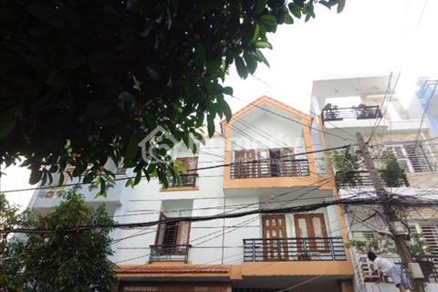 Chính chủ cho thuê nhà 2 mặt tiền Cây Trâm, Gò Vấp, diện tích 8 x 20 m