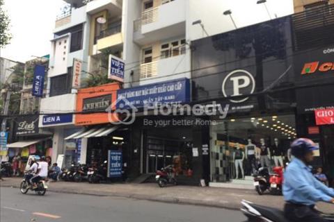 Nhà mặt tiền cho thuê đường Nguyễn Văn Cừ, Phường 3, Quận 5