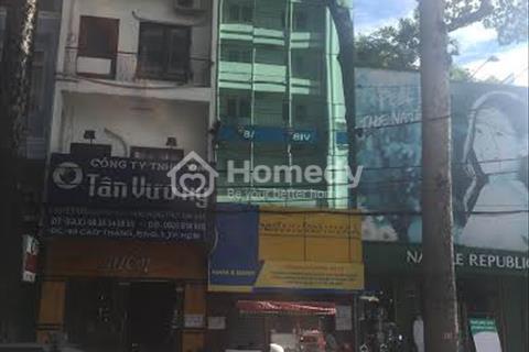 Cho thuê nhà mặt tiền đường Trần Hưng Đạo, Phường Cầu Kho, Quận 1