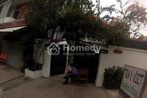 Cho thuê đất trống mặt tiền đường Cô Bắc, Phường Cô Giang, Quận 1