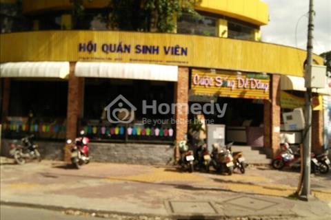 Cho thuê nhà 2 mặt tiền đường Nguyễn Thiện Thuật, phường 1, quận 3, Hồ Chí Minh