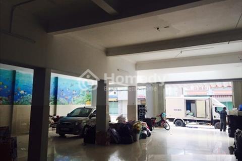 Cho thuê nhà mặt tiền đường số 4, Bình Tân, ngang 12 m có thang máy