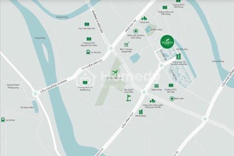 Chính chủ bán căn 2 phòng ngủ, 60 m2 chung cư Valencia Garden, chiết khấu 30 triệu