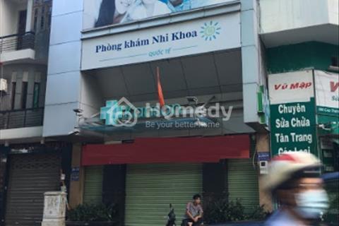 Cho thuê nhà mặt tiền đường Võ Văn Tần, phường 5, quận 3, Hồ Chí Minh