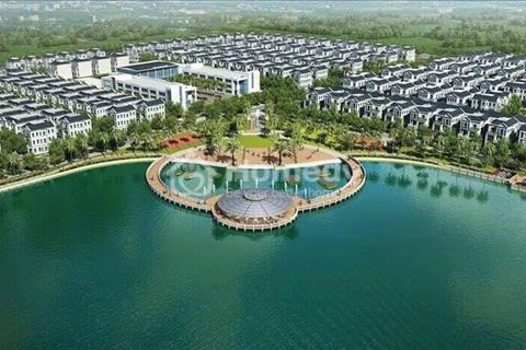 Duy nhất bán biệt thự song lập 152 m2 view hồ 12,4 ha tại Vinhomes Riverside The Harmony giá tốt