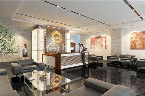 Cho thuê căn hộ chung cư Helios Tower 75 Tam Trinh 70 m2, 2 ngủ, đồ cơ bản giá 7 triệu/ tháng