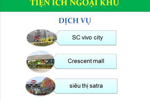 Chỉ 280 triệu sở hữu ngay căn hộ Happy City mặt tiền đường Nguyễn Văn Linh