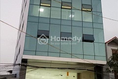 Cho thuê tòa nhà 700 m2 mặt phố Ngô Xuân Quảng-Thị Trấn Trâu Quỳ-Gia Lâm-Hà Nội