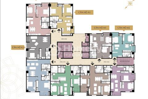 Chỉ từ 1,05 tỷ nhận ngay căn hộ cao cấp, full nội thất, 2 ban công view Hồ Tây.