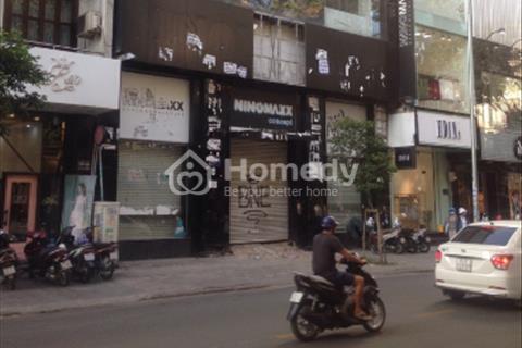 Cho thuê nhà đường Lê Thánh Tôn, phường Bến Nghé, quận 1