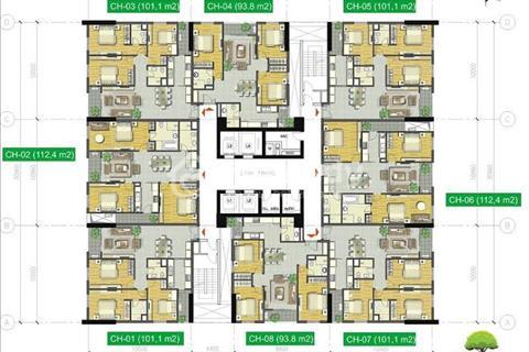 Mở bán đợt cuối 2 sàn căn hộ đẹp nhất tòa N02-T3 Ngoại Giao Đoàn, giá rẻ cực hấp dẫn