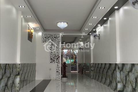 Cho thuê nhà phố Kiều Đàm, diện tích 4,5 x 28 m, 2 lầu. Giá 18 triệu/tháng