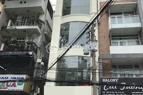 Cho thuê mặt bằng 2 mặt tiền đường Võ Văn Tần, Phường 5, Quận 3, Hồ Chí Minh