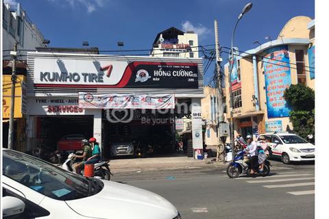 Mặt bằng trống suốt cho thuê đường Nguyễn Thị Minh Khai, Phường 5, Quận 3