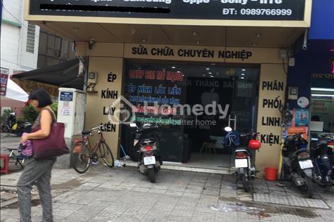 Cho thuê nhà mặt tiền đường Lê Thị Riêng, Phường Bến Thành, Quận 1